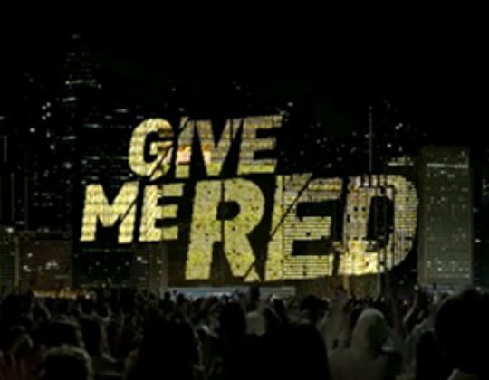 EVEREADY - GIVE ME RED